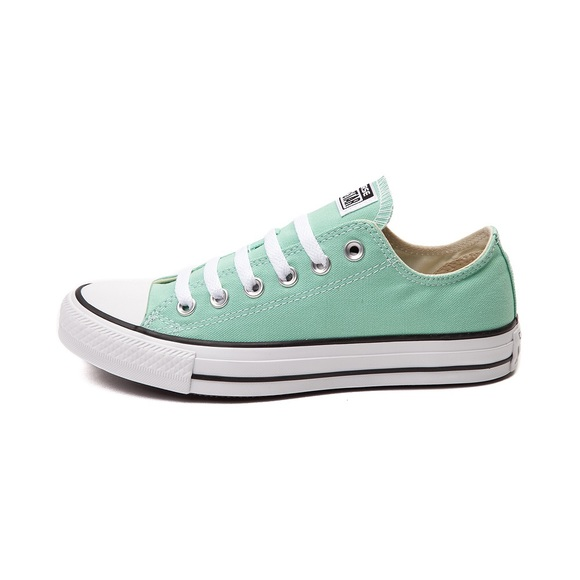 3da1a53f44a1 Converse Chuck Taylor All Star Mint Green Sneakers